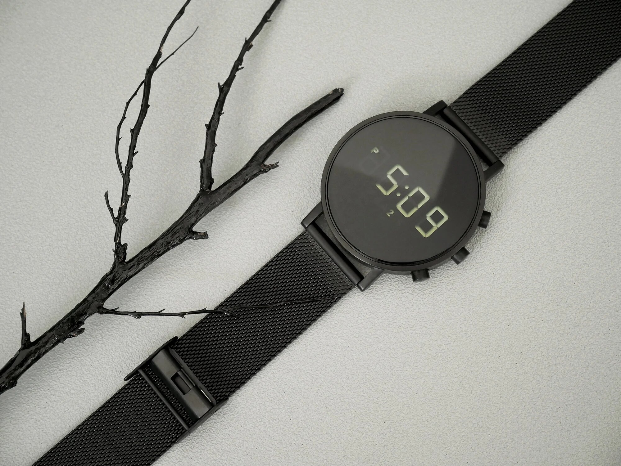 Японские часы Tokiji отдают дань уважения цифрам