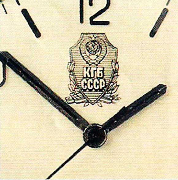 Три уникальные модели советских часов «КГБ». Выбор советской элиты