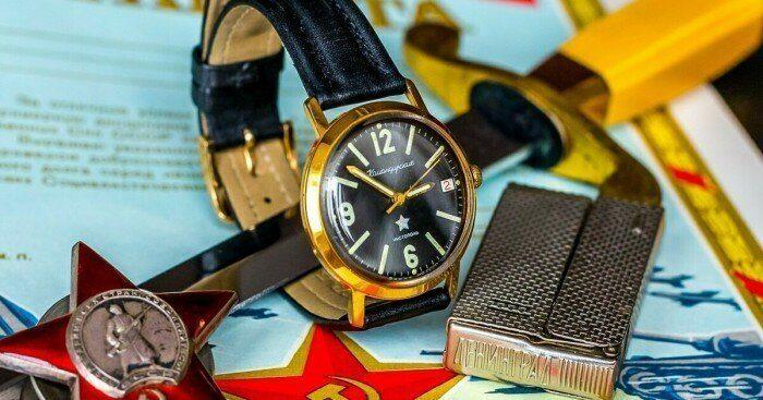 10 самых знаменитых Советских часов. Выбор всего народа.