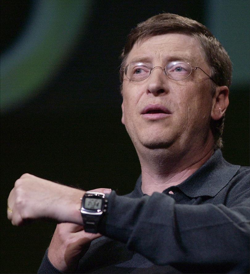 Часы Била Гейтса, Брендсона и Обамы против часов российских чиновников