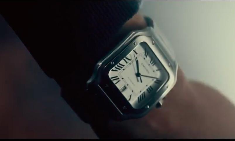 Красивейшая реклама часов Santos de Cartier с Джейком Джилленхолом