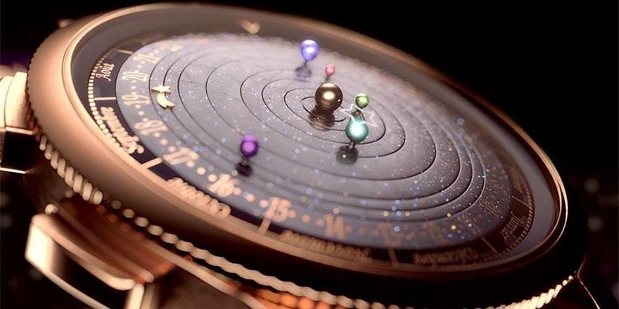 Подборка самых необычных часов в мире