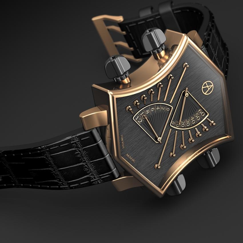 Очень необычные часы в виде гитарного грифа потрясли весь мир