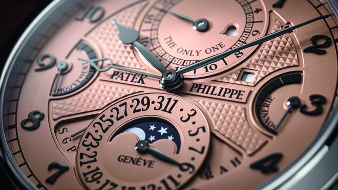 Самые дорогие наручные часы в мире проданы за 31 миллион долларов