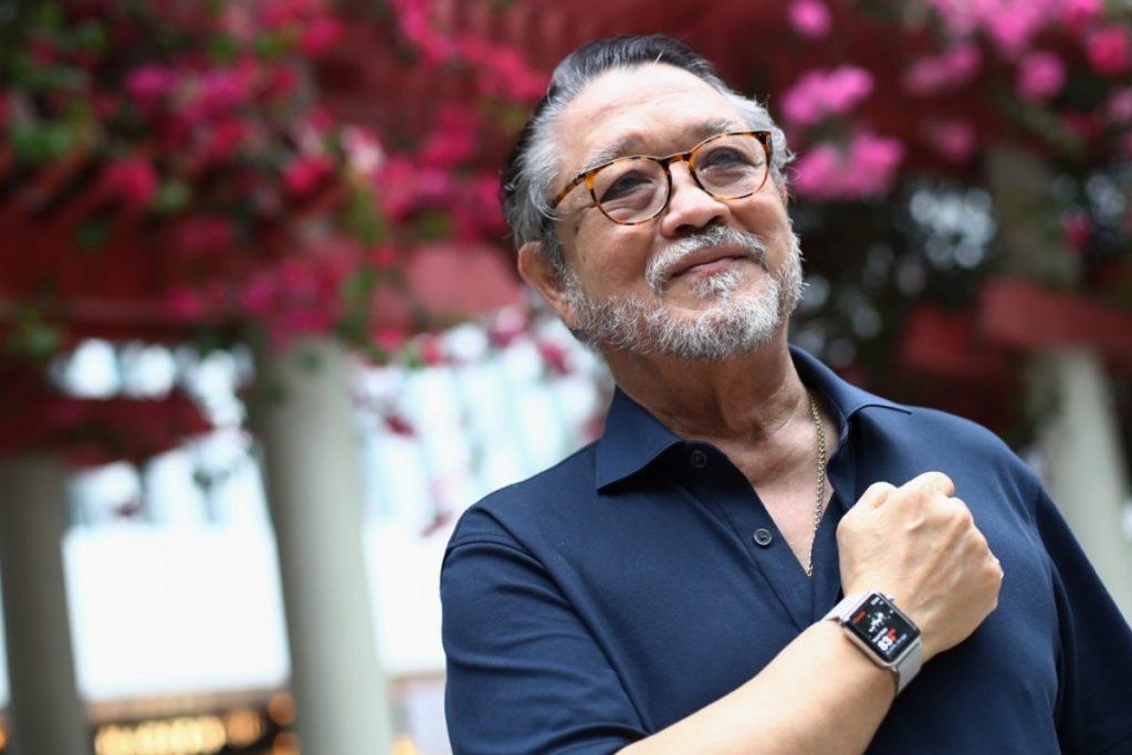 Что было бы с этим жителем Гонконга, если бы не его умные часы? /><span class=