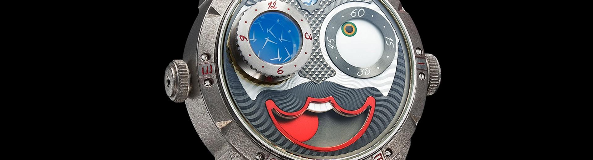 <span>Дизайнерские часы</span>