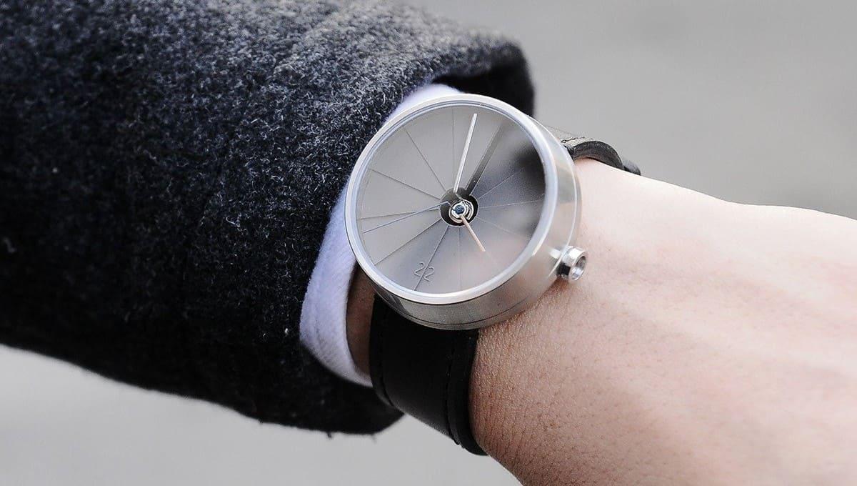 Часы из настоящего бетона? Торжество архитектуры на вашем запястье